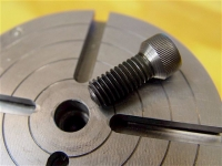 Rotary Table Centering Bolt