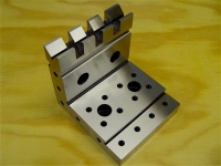 Angle Plate with V Groove