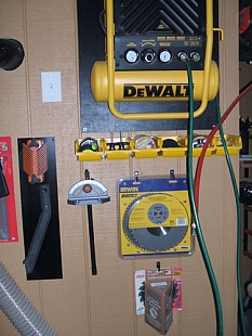 Homemade Wall Mounted Air Compressor Homemadetools Net