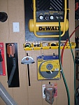 Wall-Mounted Air Compressor