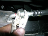 Power Steering Hose Disconnection Tool