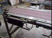 Treadmill Belt Sander