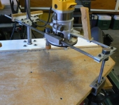 Radial Router