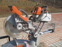 Gasoline Powered Miter Saw