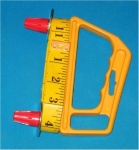 Underwater Tape Measure