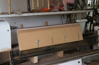 Lathe Bed Tool Rest