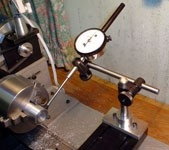 Lathe Dial Indicator Stand