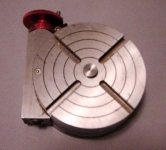 Rotary Table Centering Fixture