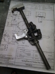 VW Torsion Bar Tool