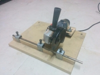Angle Grinder Cutting Jig