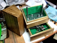 Escapement Tool Storage Box
