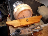 Woodturning Depth Gauge