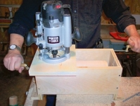 Routing Jig Box