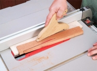 Table Saw Tapering Jig