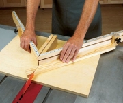 Table Saw Miter Sled