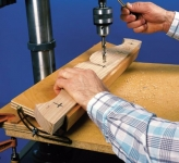 Adjustable Angle Drilling Jig