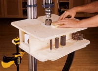 Drum Sanding Table