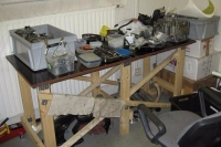 Engine Assembly Table