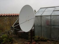 Satellite Dish Positioner