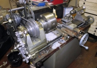 Metalworking Lathe