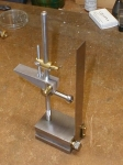Height Gauge and Rule Holder