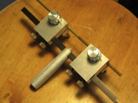 Soldering and Gluing Fixture