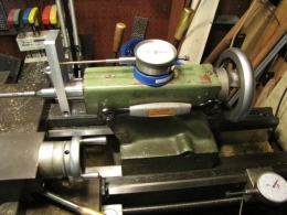 Tailstock Depth Gauge