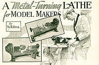 Model Maker's Lathe