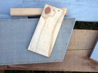 Siding Board Cutting Jig