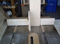 Box Joint Sled