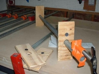 Pipe Clamp Magnetic Pads