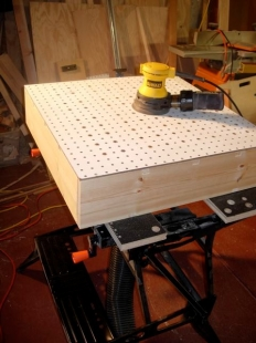 Homemade Downdraft Table Homemadetools Net