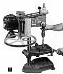 Low-Speed Drill Press