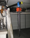 Chain Hoist Extension Arm