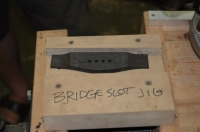 Bridge Slot Jig