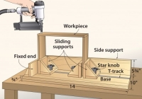 Drawer Clamping Jig