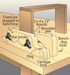 Benchtop Clamp