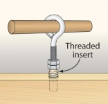 Threaded Insert Driver