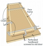 Face Frame Assembly Jig