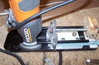 Rosette Channel Cutter