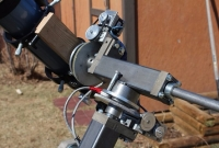 Telescope Equatorial Mount