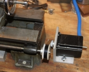 CNC Lathe Modification