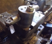 Boring Bar and Tool Post