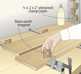Pipe Clamp Pads