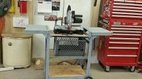 Portable Miter Saw Table