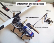 Interaction Checking Setup