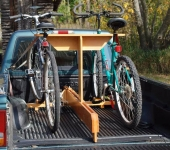 Pickup Bicycle Carrier