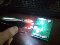 Soldering Iron Light