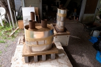 Sand Casting Containers