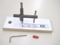 Drill Press Circle Cutter Gauge